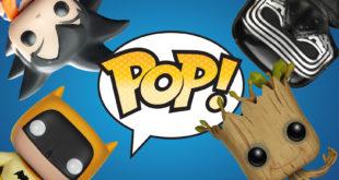 POP! – Novinky zo sveta zberateľských figúrok časť.2