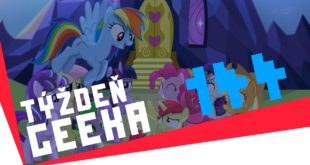 Týždeň Geeka #144 – Poníky, Batman a Harley Quinn, Bigfoot, Anna, Heath Ledger a súťaž o komiks