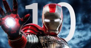 TOP 10 Superhrdinských zbraní