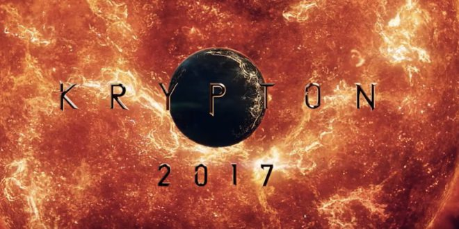 Na internet unikol trailer k seriálu Krypton