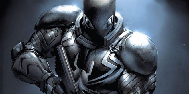 Tom Hardy ako Agent Venom, nie ako Eddie Brock
