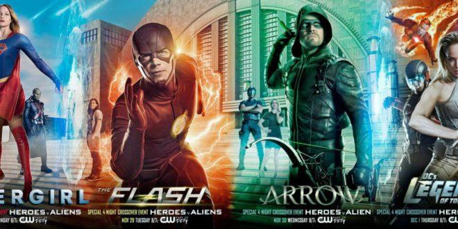 CW zverejnilo nové popisy seriálov na nadchádzajúcu sezónu