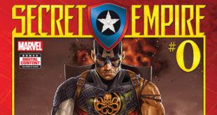 Secret Empire – čo zapríčinilo, aby sa Steve Rogers stal Hydrou?