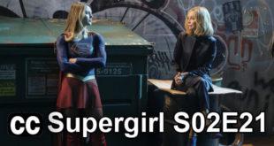 Supergirl S02E21 Slovenské titulky
