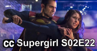 Supergirl S02E22 Slovenské titulky