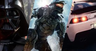 Novinky z videohernej konferencie E3 2017