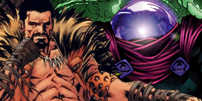 Mysterio a Kraven the Hunter v Sony filmovom vesmíre!