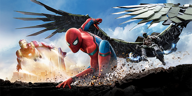 Recenzia: Spider-Man: Homecoming