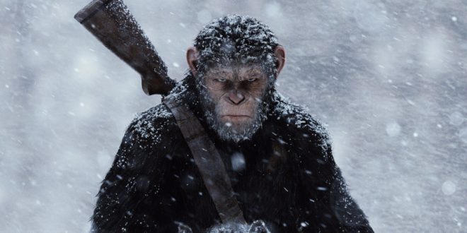 Recenze: Válka o planetu opic