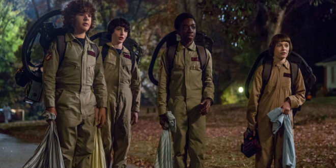 2.séria Stranger Things sa predvádza v tajuplnom traileri!