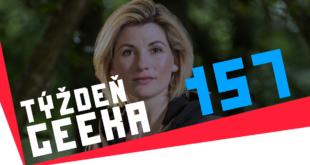 Týždeň Geeka #157 – Tri roky, Star Wars, Marry poppins, Doctor Who, Tick, JWP a Hviezdny taxík