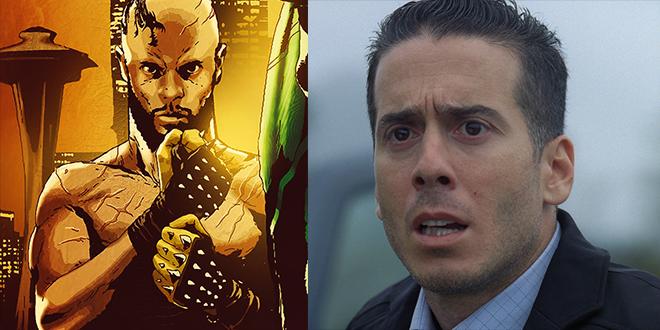6.séria Arrowa obsadzuje rolu záporáka Richarda Dragona
