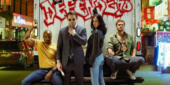 Recenzia: The Defenders