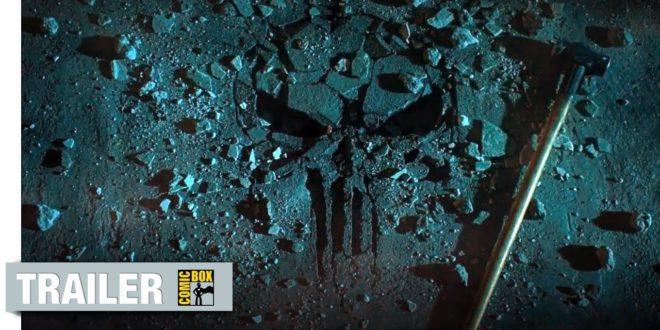 Seriál The Punisher sa predstavuje v prvom teaseri!
