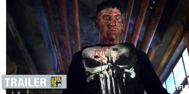 Seriálový Punisher dostáva prvý oficiálny trailer!