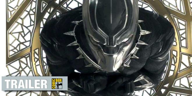 Marvel opäť zaujal trailerom na film Black Panther!