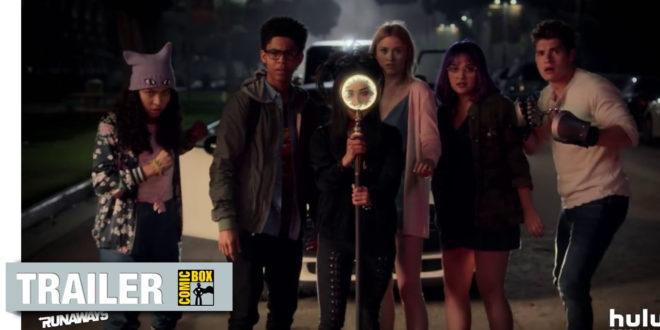 Hrdinovia seriálu Runaways priniesli druhý trailer!