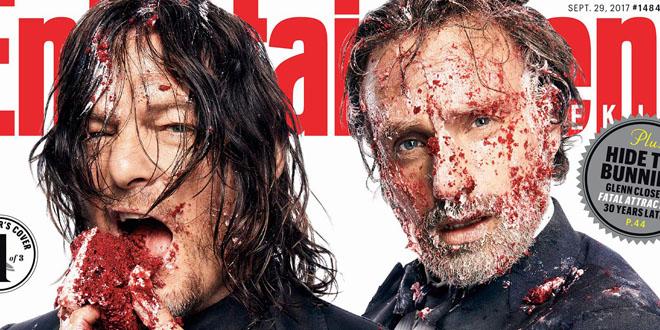 V 8. sérii Walking Dead sa bude nadávať !