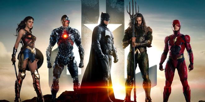 Recenzia: Justice League