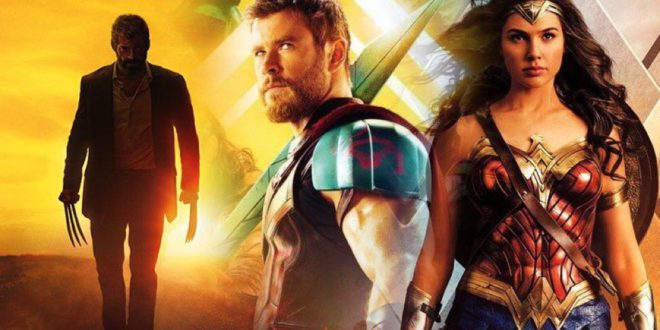 Filmy Thor: Ragnarok, Wonder Woman a Logan dostali nominácie v Critics Choice Awards