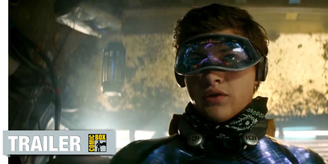 Trailer na film Ready Player One vás pohltí do virtuálnej reality!