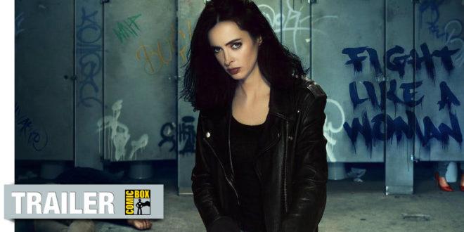 Jessica Jones sa v novom traileri na 2. sériu učí zvládať hnev