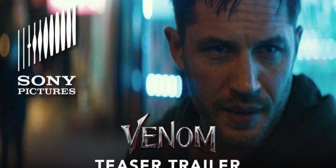 Tom Hardy láka na Venoma prvý teaserom!
