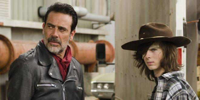 Walking Dead: Čo napísal Carl Neganovi?