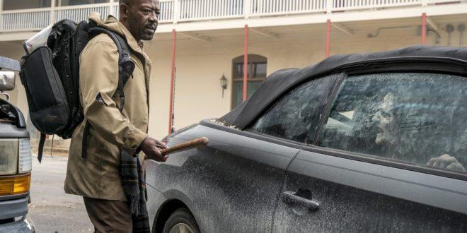 Vráti sa ešte Morgan do The Walking Dead?
