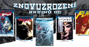 DC Rebirth prichádza na Slovensko