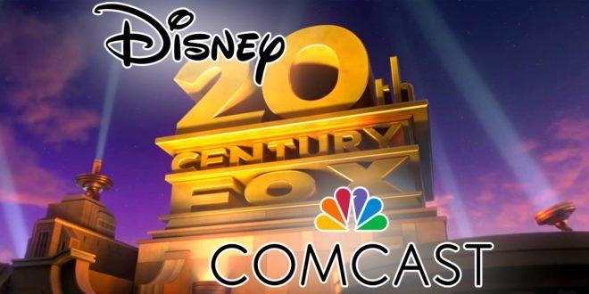 Disney navýšilo ponuku kúpy spoločnosti 21st Century Fox na 71,3 miliárd dolárov