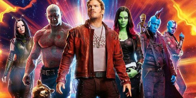 Odohrávajú sa Guardians of the Galaxy Vol.3 pred Infinity War?