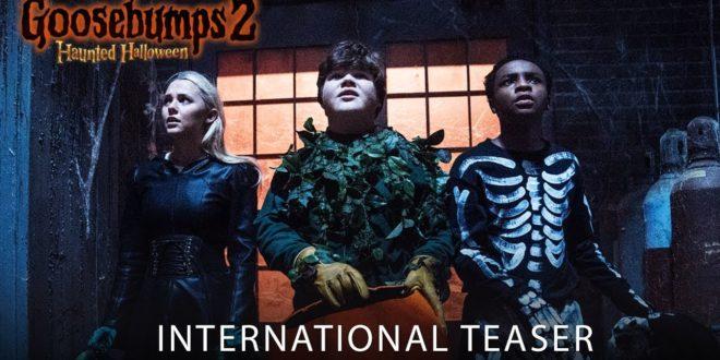 Prvý trailer k fantasy komédii Husia koža 2: Strašidelný Halloween