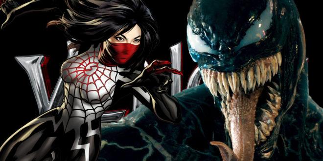 Silk ako náhrada za Spider-Mana vo filme Venom?