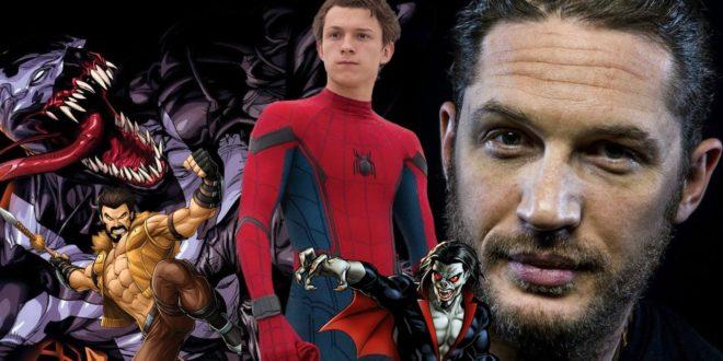Sony vlastní práva na 900 Marvel postáv a pomenúva svoje univerzum