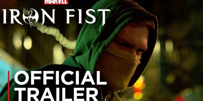 Trailer na druhú sériu seriálu Iron Fist