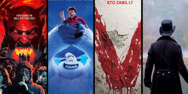 Filmové novinky v CINEMAX – 27. september 2018