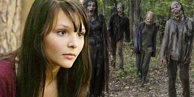 V deviatej sérii Walking Dead uvidíme Carlovu priateľku z komiksov