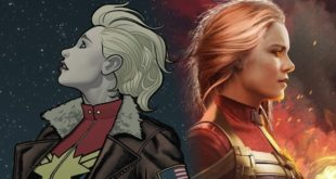 Kto je Captain Marvel?