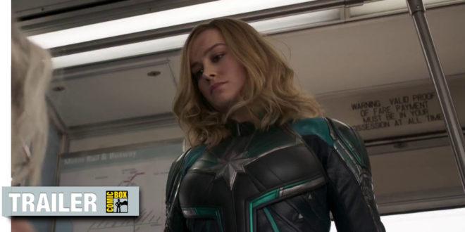 Konečne sme sa dočkali prvého traileru na film Captain Marvel