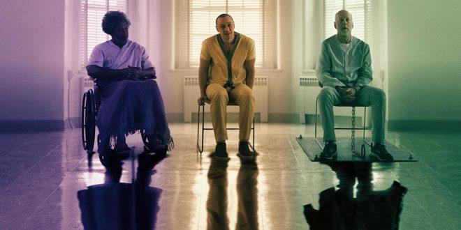 Shyamalanov film Glass žiari so svojim novým trailerom!