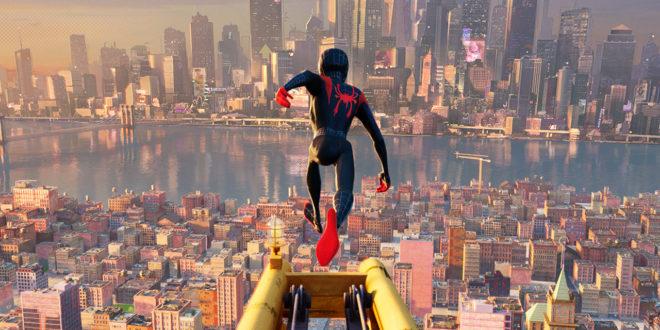 Čo znamenala potitulková scéna vo filme Spider-Man: Into the Spider-Verse