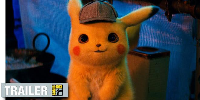 Prvý trailer k filmu Pokémon: Detective Pikachu s Ryanom Reynoldsom