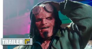 Nový Hellboy a jeho prvý akčný trailer