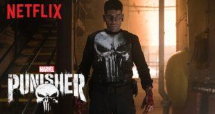Punisher odhaľuje dátum vydania 2.série a teaser