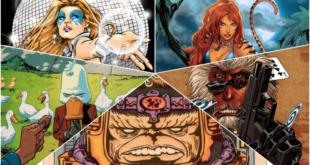 Hulu oznamuje 4 nové animované seriály od Marvelu
