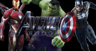 Avengers: Endgame odhaľuje oficiálny vzhľad hrdinov