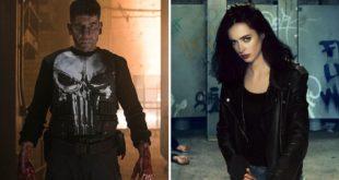 Punisher a Jessica Jones taktiež končia na Netflixe