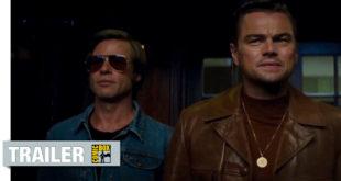 Tarantino sa vracia na strieborné plátno so svojím novým titulom Once Upon a Time in Hollywood