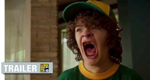 Seriál Stranger Things predstavuje 3.sériu v prvom traileri